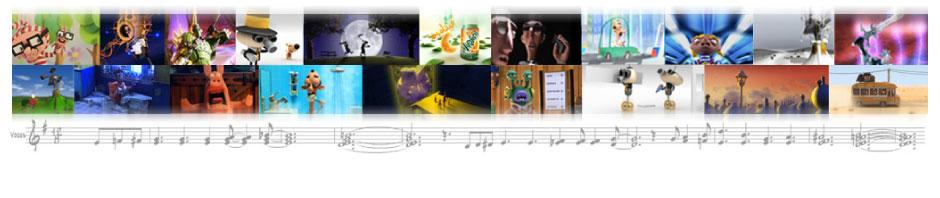 Ramón Giner | Música para Audiovisuales